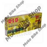 MBS Lant transmisie DID X-Ring G&B 525VX/116 BMW F 650 800 GS (inchis/cheita de nituit), Cod Produs: 7486871MA