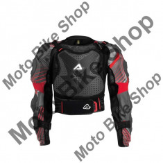 MBS Acerbis Protektorenjacke Scudo Ce 2.0, Schwarz/Grau/Rot, L/Xl, P:16/203, Cod Produs: 17171067AU - Armura moto
