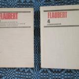FLAUBERT - OPERE (VOLUMELE 3 si 4) - OFERTA!!!