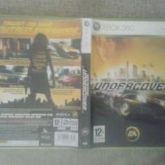 Need for Speed Undercover - NFS - XBOX 360 - Jocuri Xbox 360, Curse auto-moto, 3+, Single player