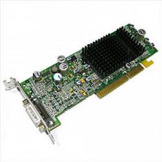 Placa video AGP 64MB, 128Bit HP Compaq ATI Fire GL 3D T2-64s DMS-59, Low Profile - Placa video PC