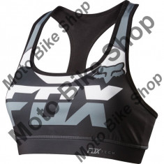 MBS Fox Girl Sports Bra Rize, Black, Ds, P:16/191, Cod Produs: 15289001SAU - Bustiera dama