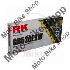 MBS Lant transmisie RK XW-RINGK GB520EXW/098 Yamaha YFM 700 RW Raptor (deschis/cheita de nituit), Cod Produs: 7943004MA - Lant transmisie Moto
