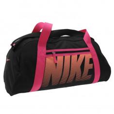 Geanta Nike Gym Club Grip Ladies - Originala -Anglia- Dimensiuni W56 x H30 x D23 - Geanta Dama Nike, Culoare: Din imagine, Marime: Mare, Geanta sport, Negru