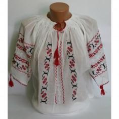 Ie traditionala alba, marime universala - Carnaval24