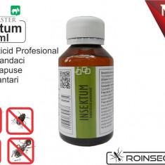 Insecticid universal - Insektum 100 ml - Solutie antidaunatori