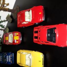 Ferrari Burago 1/43 colectie 11 masinute - Macheta auto Bburago
