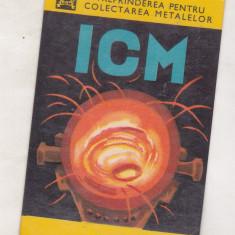 bnk cld Calendar de buzunar - 1970 - ICM