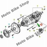 MBS Ax complet Honda TRX400 Fourtrax, Cod Produs: 27430HN7000HO