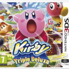 Kirby Triple Deluxe Nintendo 3Ds - Jocuri Nintendo 3DS