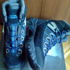Bocanci Seven Summits Whistler Vibram/Thinsulate 44-44.5UK -originali- IN STOC - Incaltaminte outdoor