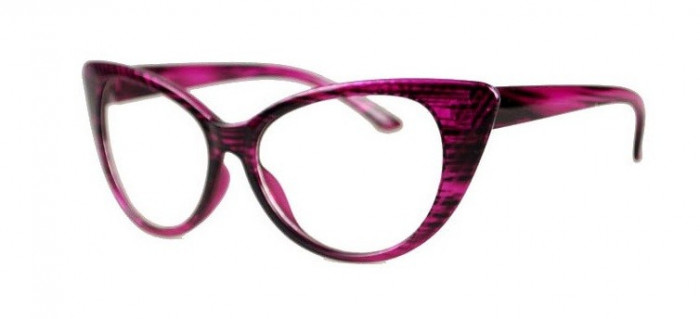 Rame ochelari de vedere pisica - cat eye foto mare