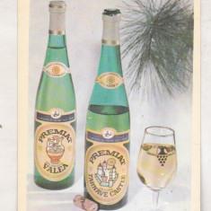 bnk cld Calendar de buzunar - 1982 - Vinexport