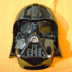 Masca Darth Vader, Star Wars, plastic, Halloween - Masca carnaval, Marime: Marime universala, Culoare: Din imagine