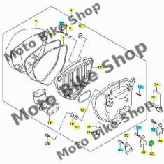 MBS Semering admisie / radiator racire Suzuki, Cod Produs: 0932008028SU - Simering pompa apa Moto