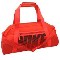Geanta Nike Gym Club Grip Ladies - Originala -Anglia- Dimensiuni W56 x H30 x D23 - Geanta Dama Nike, Culoare: Din imagine, Marime: Mare, Geanta sport, Rosu