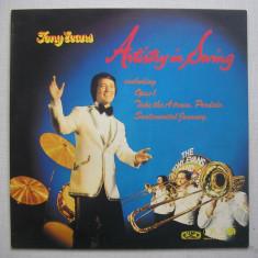 Tony Evans & His Orchestra - Artristry In Swing - JAZZ - Disc vinil, vinyl