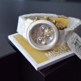 Michael Kors Runway MK5145 !!! Original !!! - Ceas dama Michael Kors, Otel, Silicon, Analog