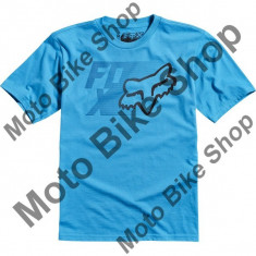 MBS Fox Kinder T-Shirt Buffer, Electric Blue, Kl, P:16/041, Cod Produs: 14817029LAU
