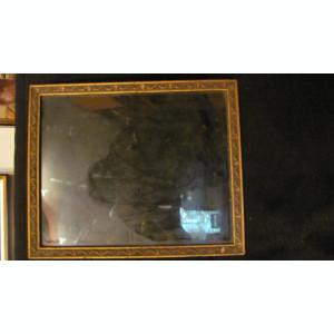 GE - Rama veche din lemn pentru tablou ori fotografie mare (5)