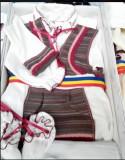 Costum botez popular fata/baiat 3-6 luni, One size
