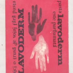 bnk cld Calendar de buzunar - 1970 Lavoderm