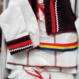 Costum botez popular fata/baiat 3-6 luni - Costum populare, Marime: One size, Culoare: Din imagine