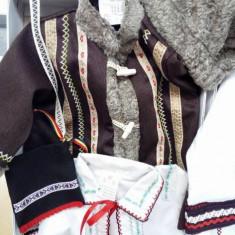 Costum botez popular baiat 3-6 luni - Costum populare, Marime: One size, Culoare: Din imagine