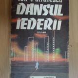 In6 Dansul iederii - Ion V. Stratescu - Roman, Anul publicarii: 1987
