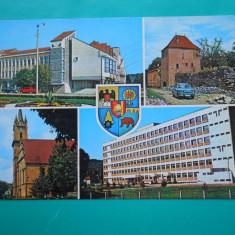 HOPCT 24646 BISTRITA -JUD BISTRITA NASAUD -CIRCULATA - Carte Postala Transilvania dupa 1918, Necirculata, Printata