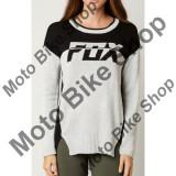 MBS Fox Girl Sweater Identified, Light Heather Grey, Dm, P:16/196, Cod Produs: 14633416MAU