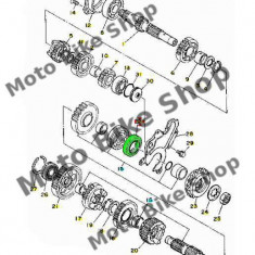 MBS Semering ulei transmisie SD6-35-62-5-1L-HS Yamaha TDM / XTZ, Cod Produs: 931023546900YA - Set garnituri motor Moto