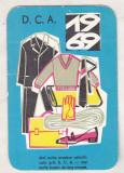 Bnk cld Calendar de buzunar - 1969 - DCA