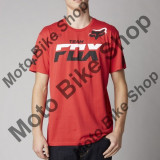 MBS Fox T-Shirt Team Fox, Red, L, P:16/179, Cod Produs: 15064003LAU