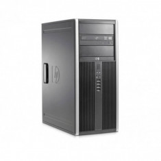 HP Compaq 6300 Pro Tower, Intel Core i5-2400 3.1GHz, 4Gb DDR3, 320Gb, DVD-RW - Sisteme desktop cu monitor