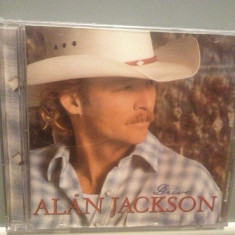 ALAN JACKSON - DRIVE (2003/ARISTA REC/USA) - ORIGINAL/NOU/SIGILAT - Muzica Country arista, CD