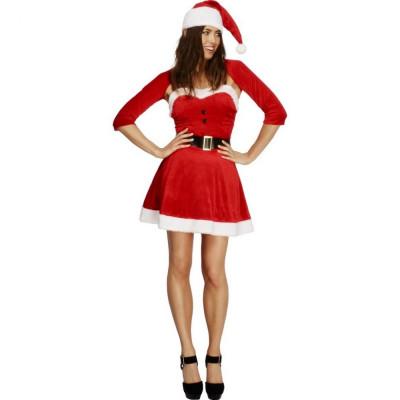Costumatie sexy Santa Babe S - Sex Shop Erotic24 foto