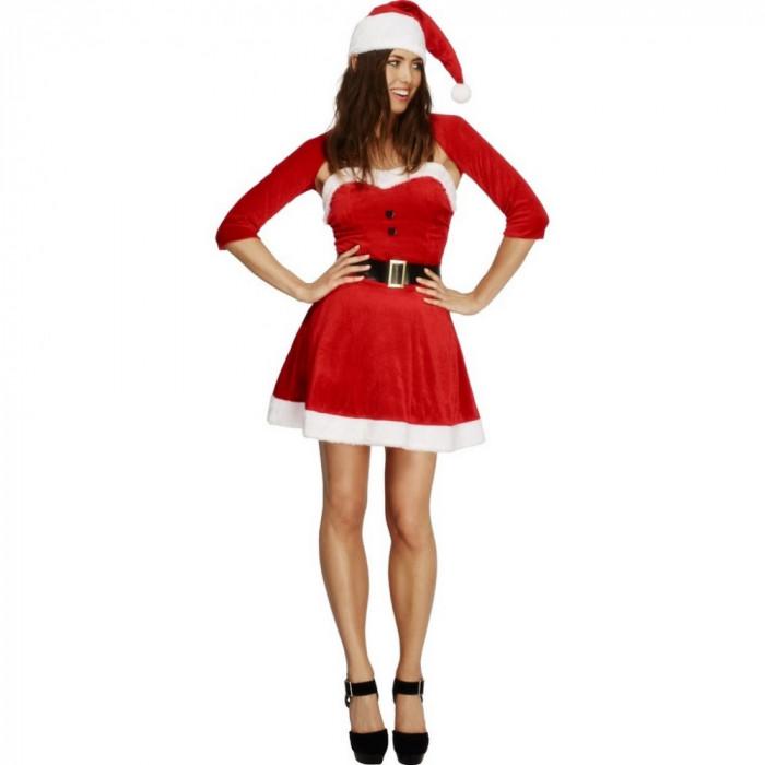 Costumatie sexy Santa Babe S - Sex Shop Erotic24 foto mare