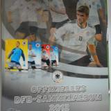 Album cartonase, echipa nationala de fotbal a Germaniei - 2012 - Complet - Cartonas de colectie