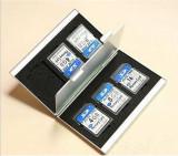 Carcasa , cutie protectie , transport carduri SD , micro SD