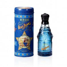 Versace - BLUE JEANS edt vapo 75 ml - Parfum barbati Versace, Apa de toaleta