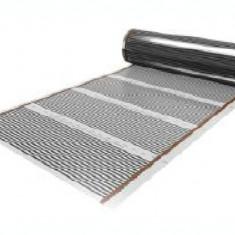 Folie rola pentru incalzire pardoseli lemn/parchet laminat, Magnum, fara termostat, conexiune stabilita pentru 10 m