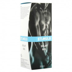 Delay Gel Stimul8 Intarzierea Ejacularii 50 Ml - Sex Shop Erotic24 - Tratamente