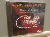 CABARET - FANTASTIC WORLD OF MUSICAL(1990/SPECTRUM/GERMANY)-ORIGINAL/NOU/SIGILAT, CD, universal records