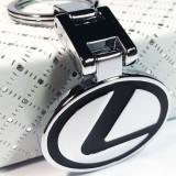 Breloc auto metalic pentru auto Lexus + cutie cadou