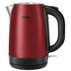 Fierbator Philips HD9322/60, 2200 W, 1.7 l, rosu