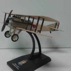 Macheta avion SPAD S.VII 77 SQUADRIGLIA XIII GRUPPO scara 1:72 - Macheta Aeromodel