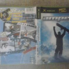 Amped - Freestyle snowboarding - Joc XBox classic - Jocuri Xbox, Sporturi, 3+, Multiplayer