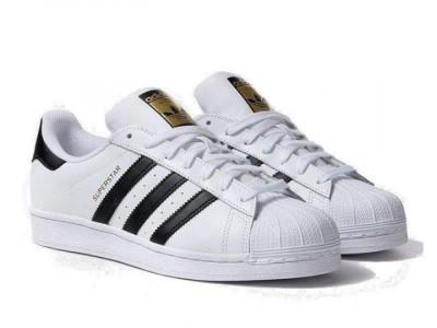 finest selection 310fa ab413 Adidasi Adidas Superstar Barbati alb negru foto