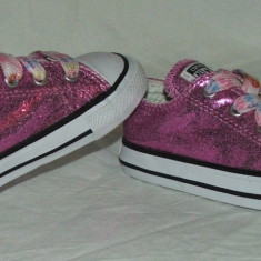 Tenisi copii CONVERSE ALL STAR - nr 24, Culoare: Din imagine, Fete
